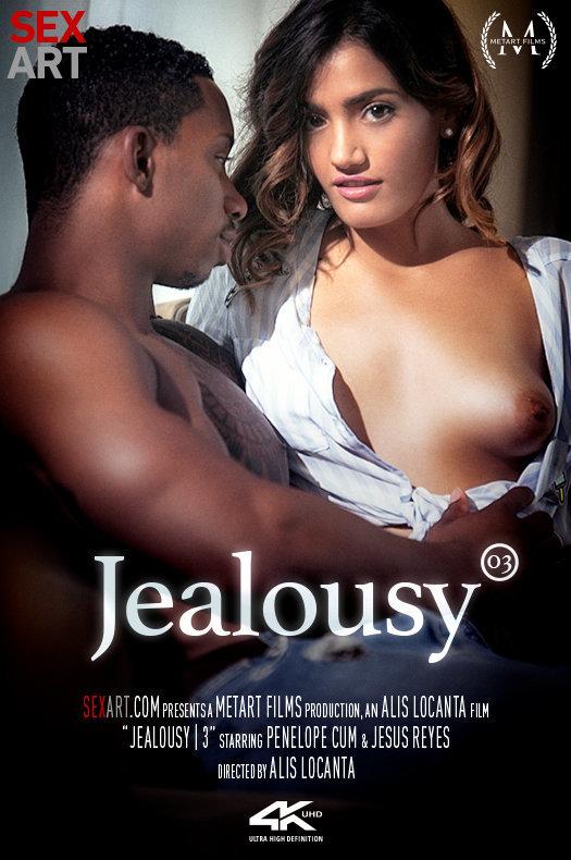 SexArt.com / MetArt.com - Penelope Cum - Jealousy 3 [SD, 360p]