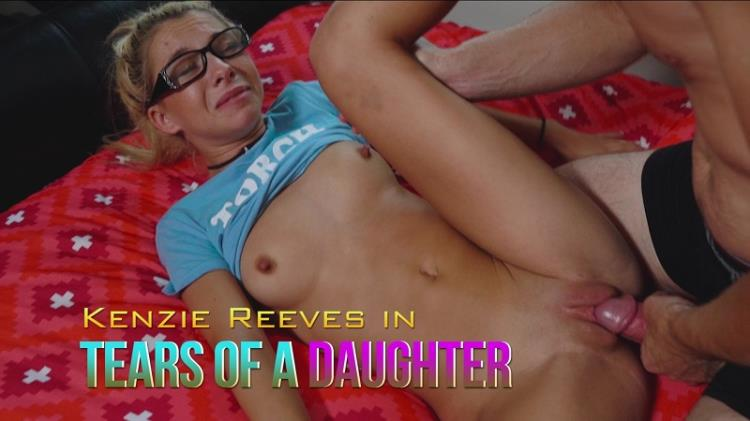 Kenzie Reeves - Tears of a Daughter [Clips4Sale, BareBackStudios / FullHD]