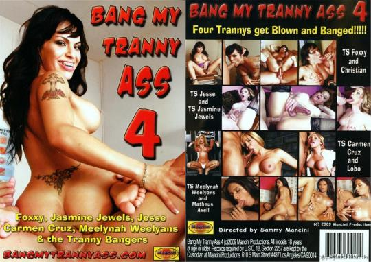 Mancini Productions: Bang My Tranny Ass 4 (SD/480p/956 MB) 20.10.2017