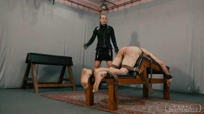 CruelPunishments.com / Clips4sale.com - Mistress Anette - Three Brutal Punishments III [HD, 720p]