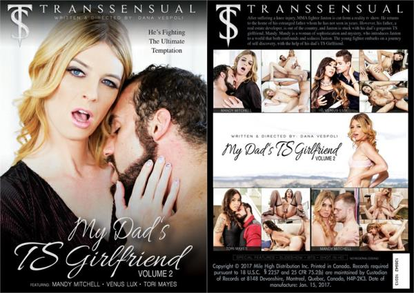 Transsensual, Dana Vespoli: My Dad's TS Girlfriend 2 (FullHD/1080p/2.10 GB) 31.10.2017