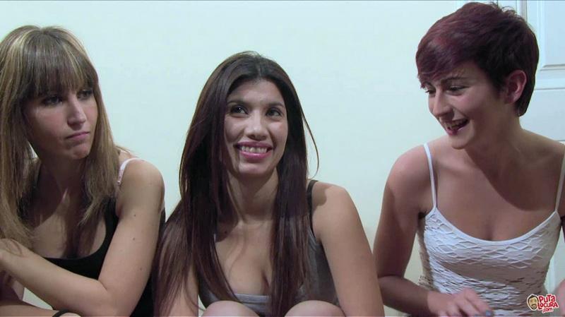 Irene, Eva Barcelona, Leyre Pajon: Catalans swallow it all! (HD / 720p / 2012) [PutaLocura]