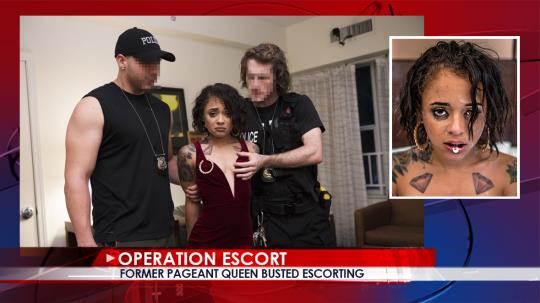 OperationEscort: Holly Hendrix - Former Pageant Queen Busted Escorting (SD/480p/548 MB) 11.10.2017