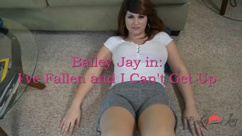 TS-BaileyJay.com: Bailey Jay / I've Fallen and I Can't Get Up [HD] (161 MB)