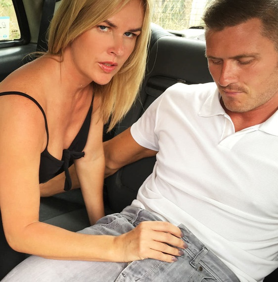 Summer Rose - Hot cab creampie for married couple (Milf) - FemaleFakeTaxi   [SD 480p]