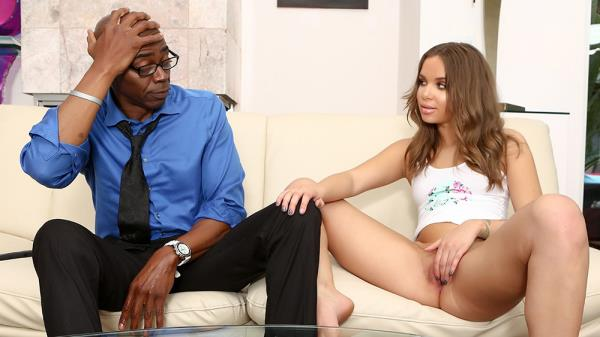 Liza Rowe - I Want My Stepdads Big Black Cock (SD 480p)