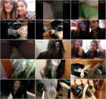Dani Picas & Meli Kitten Toilet Pee (HD 720p)