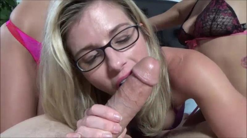 Cory Chase, Avalon Hart, Michelle Martinez: The Family Secret (SD / 540p / 2016) [Clips4Sale]