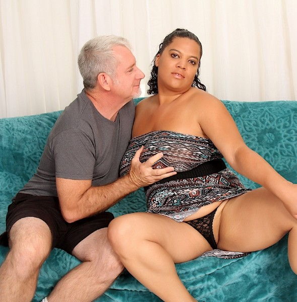 JeffsModels: Lady Spice - Chubby Lady Takes a Dick  [FullHD 1080p] (1.18 Gb)