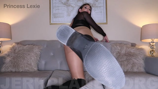 Lick My Boots Clean JOI [FullHD 1080p] - Princess Lexie