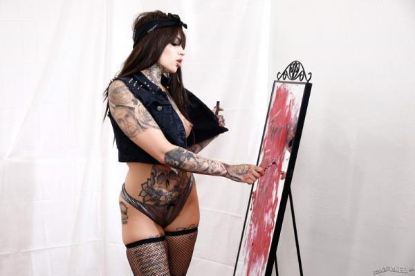 Leigh Raven Creampie [SD 544p]