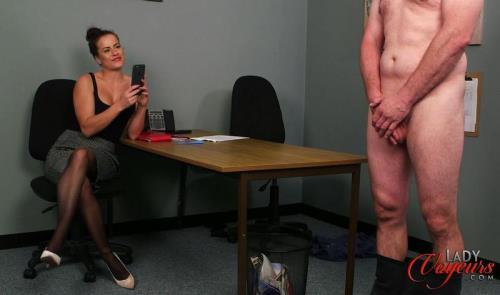 Sarah Snow - Union Rep [FullHD, 1080p] [LadyVoyeurs.com]
