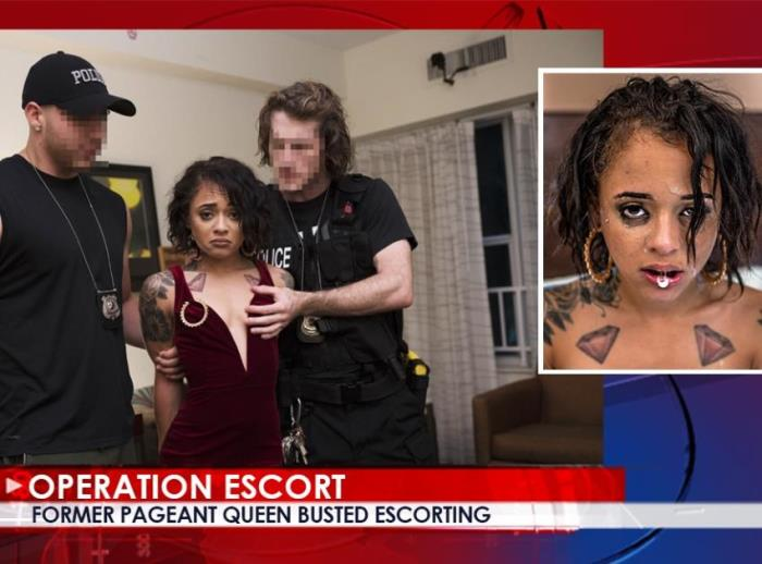 OperationEscort/FetishNetwork: Holly Hendrix - Former Pageant Queen Busted Escorting [FullHD 1080p] (2.06 Gb)