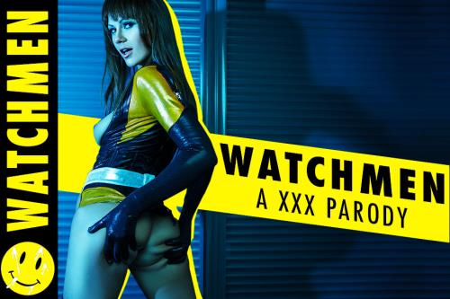 Tina Kay - WATCHMEN XXX PARODY (18.10.2017/vrcosplayx.com/3D/VR/2K UHD/1440p)