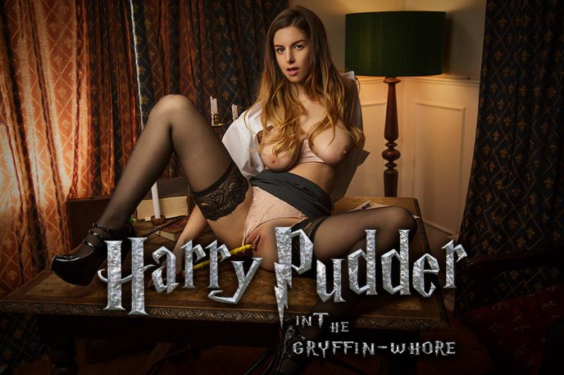 vrcosplayx.com: Stella Cox - Harry Pudder In The Gryffin-Whore [2K UHD] (6.70 GB) VR Porn