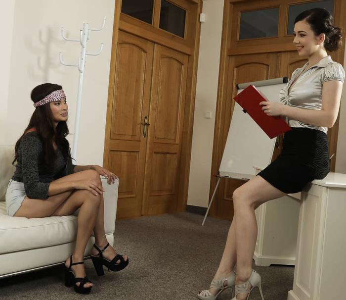 FakeHub/FemaleAgent - Daphne, Miyuki Son - Shy models sexy body turns agent on [HD 720p]