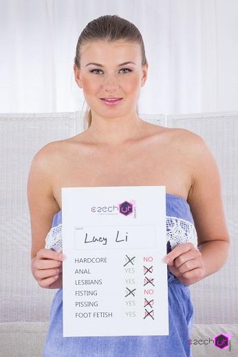 CzechVRCasting.com / CzechVR.com: Lucy Li - Czech VR Casting 075 - Lucy Li in Sexy Casting [2K UHD] (2.06 GB) VR Porn