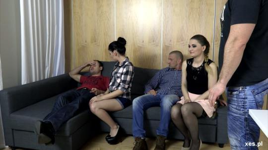 Xes.pl, Podrywacze.pl: Nadia B, Sara B - Misja ratunkowa (FullHD/1080p/1.47 GB) 01.10.2017
