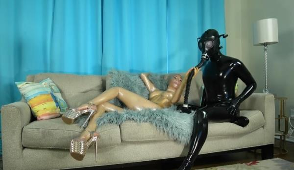 Latex - Milked by the Golden Rubberdoll (2017/FullHD)