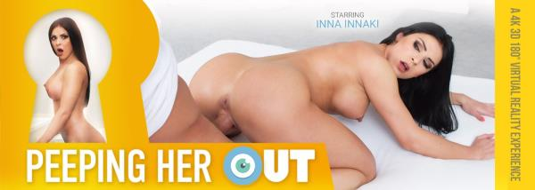 VRbangers - Inna Innaki - Peeping Her Out [3D, HD, 960p]