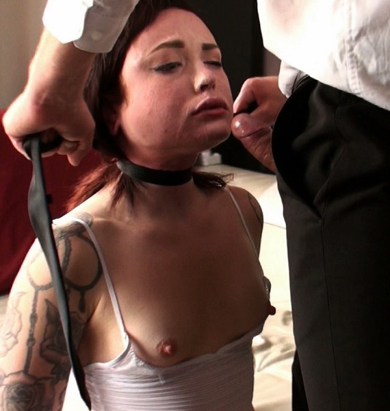 Pascalssubsluts - Chloe Carter [Footage before scene went tits up] (HD 720p)