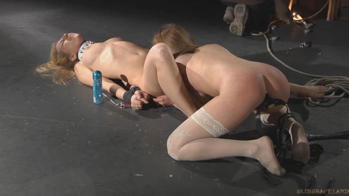 Olga Barz & Caroline Fox - SubspaceLand Live II (FunnyBDSM) HD 720p