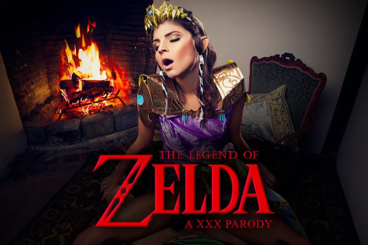 Gina Gerson - The Legend of Zelda a XXX Parody [vrcosplayx / 2K UHD]