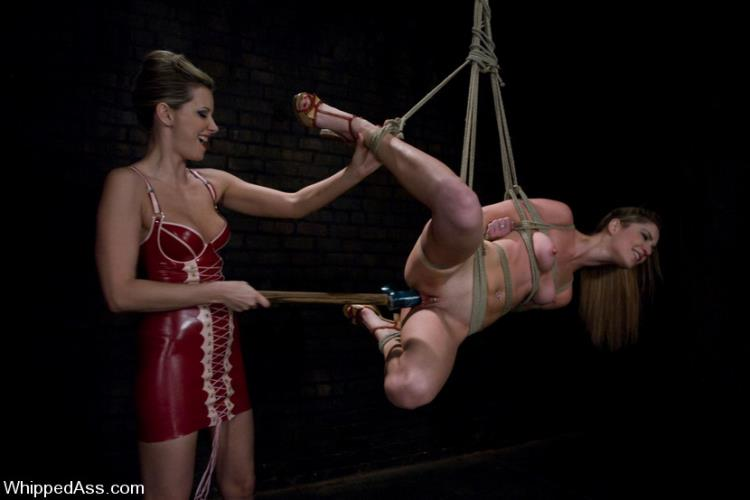 Calico Lane & Maitresse Madeline Marlow - Calico Surrenders [Kink, WhippedAss / HD]