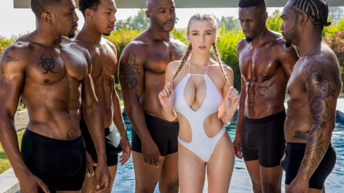 Ive Never Done This Before - Kendra Sunderland (SiteRip/Blacked/SD480p)