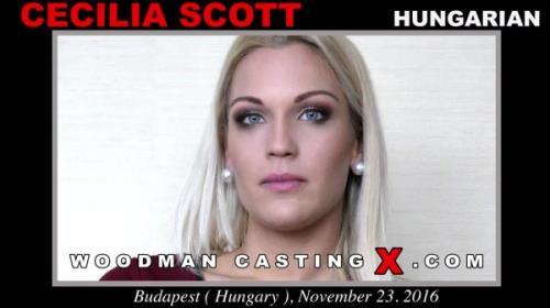Cecilia Scott - Casting X 170 * Updated * (21.10.2017/WoodmanCastingX.com/SD/540p)