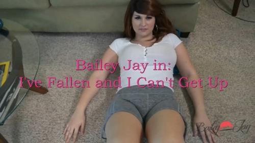 Bailey Jay / I've Fallen and I Can't Get Up [HD, 720p] [TS-BaileyJay.com]