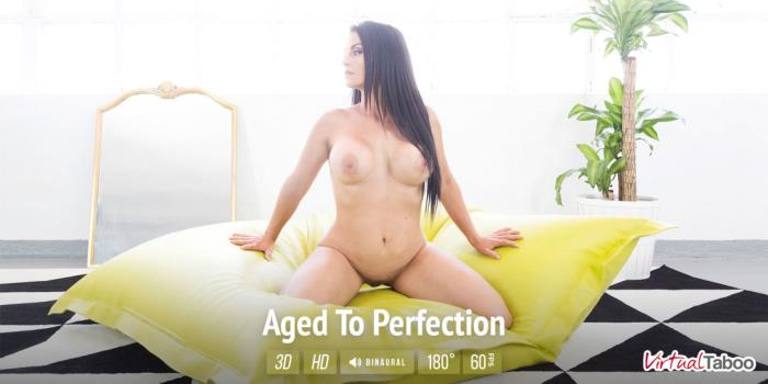 Bianka Blue - Aged To Perfection / 20-10-2017 (VirtualTaboo) [3D/2K UHD/1500p/MP4/1.42 GB] by XnotX