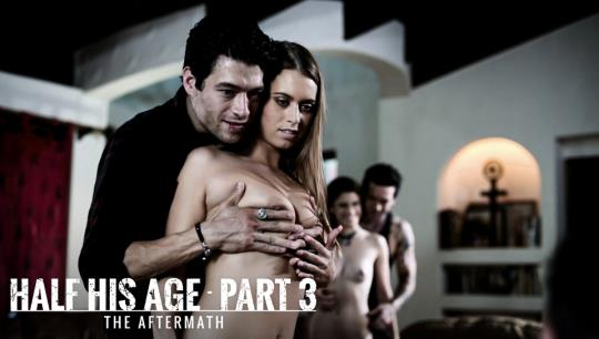 PureTaboo: Jill Kassidy, Kristen Scott - Half His Age - Part 3 (SD/400p/629 MB) 12.10.2017