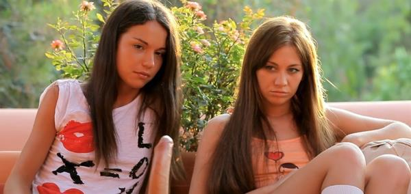 Angela, Lindsey - Double Rendezvous (2013/HD)