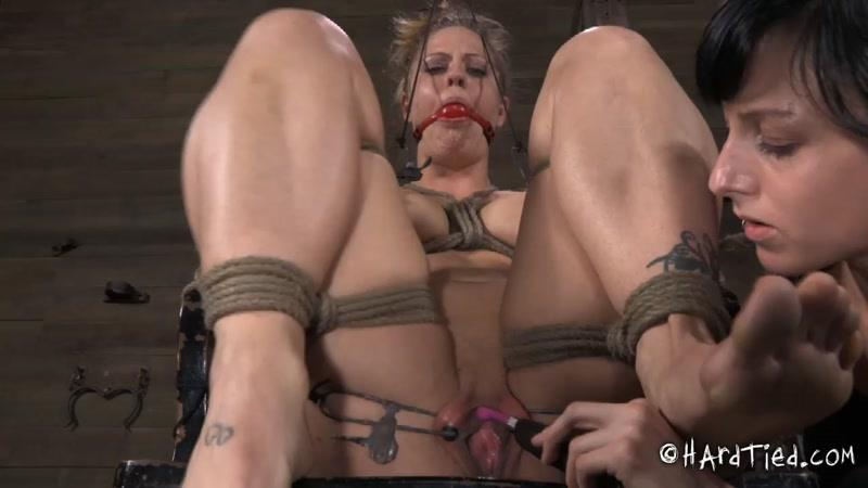 HardTied.com: Holly Heart - Elise Graves [HD] (632 MB)