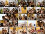 Scat Restaurant - Susan & Veronika (Susan, Veronika) Scat / Piss [SD] Scat-Vomit-Piss