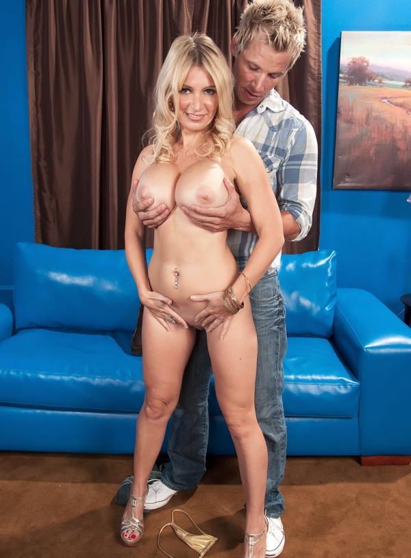 Scoreland/PornMegaLoad: - Ingrid Swenson - - How Busty Blondes Get More Cum (2017) HD - 720p