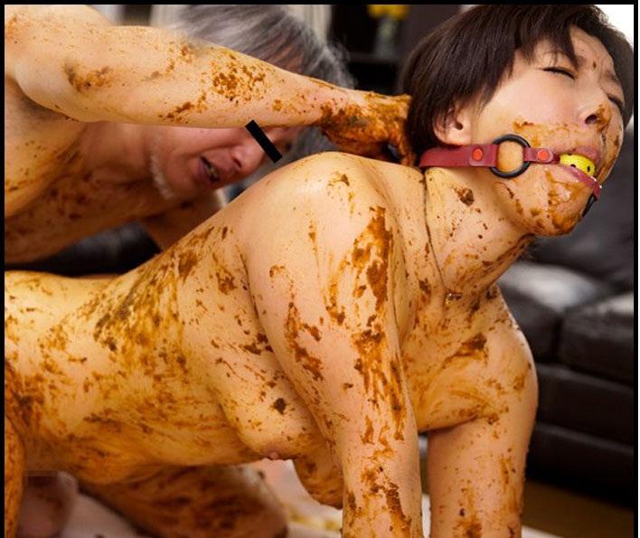 Itsuki Ayuhara - OPUD-255 Prostitution Prohibited Scatology Nursing Care Ayuhara Ikki (Japanese Scat, Shitting) - Japanese Scat Porn [DVDRip]