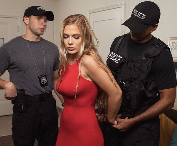 Sloan Harper - List Actress Busted In Los Angeles (DP) - OperationEscort   [SD 480p]