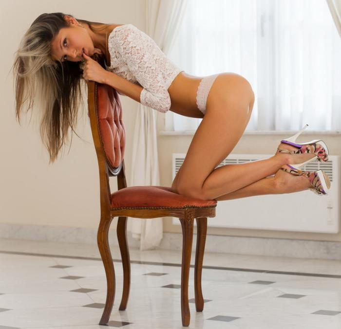 Gina Gerson - The Return Of The Slim Siberian Sex Addict [HD 720p]  - TeamSkeet