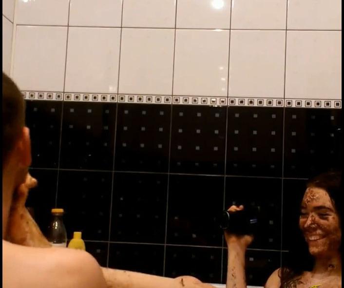 Russian Matilda - Anal Scat Sex Unimaginable Camera 2Part 3 (Russian Scat)  [FullHD 1080p]