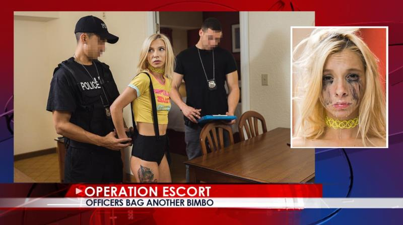 OperationEscort.com: Kenzie Reeves - Officers Bag Another Bimbo [SD] (630 MB)