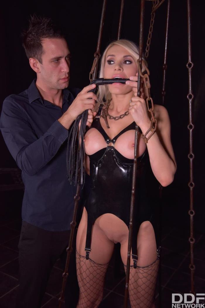 HouseOfTaboo/DDFNetwork - Kitana Lure - Shackled, Spanked and Penetrated [HD 720p]