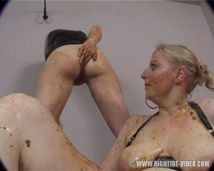 Defecation - Maisy Van Kamp, Lara - Lesbian Shitlove [SD]