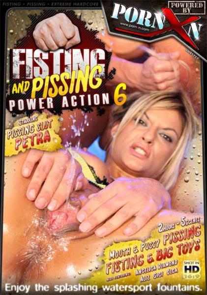 Petra, Angelica Diamond, Aliz, Gigi, Olga - Fisting and Pissing Power Actio ...