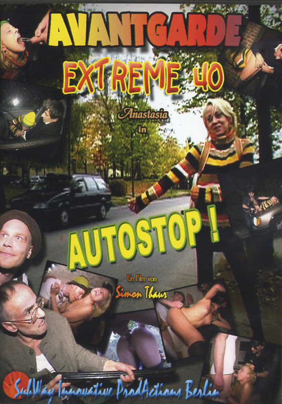 Anastasia - Avantgarde Extreme 40-Autostop (Scat / Domination) SubWay Innovate ProdAction [SD]