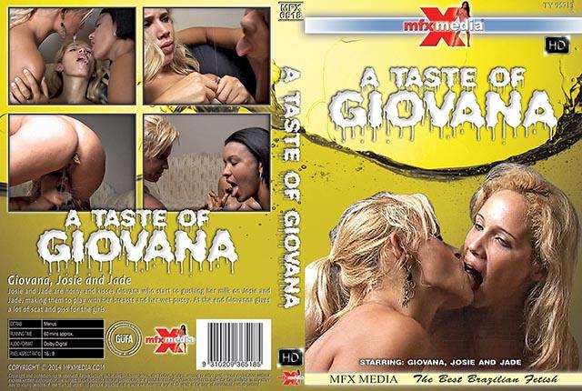 MFX Media - Giovana, Josie, Jade - [MFX 6518] A Taste of Giovana [HDRip]