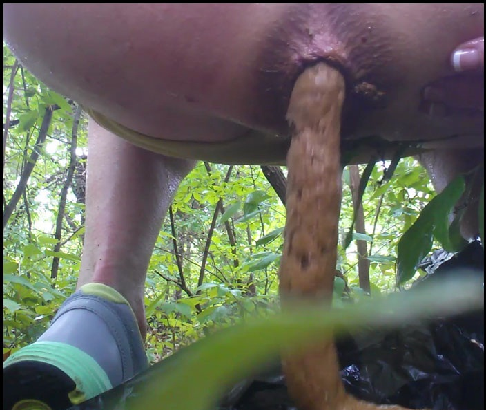 Kasu - Poo Amateur Woods 2 (Scat Girls, Poop Videos, Solo) - Pooping Girls [2K UltraHD]