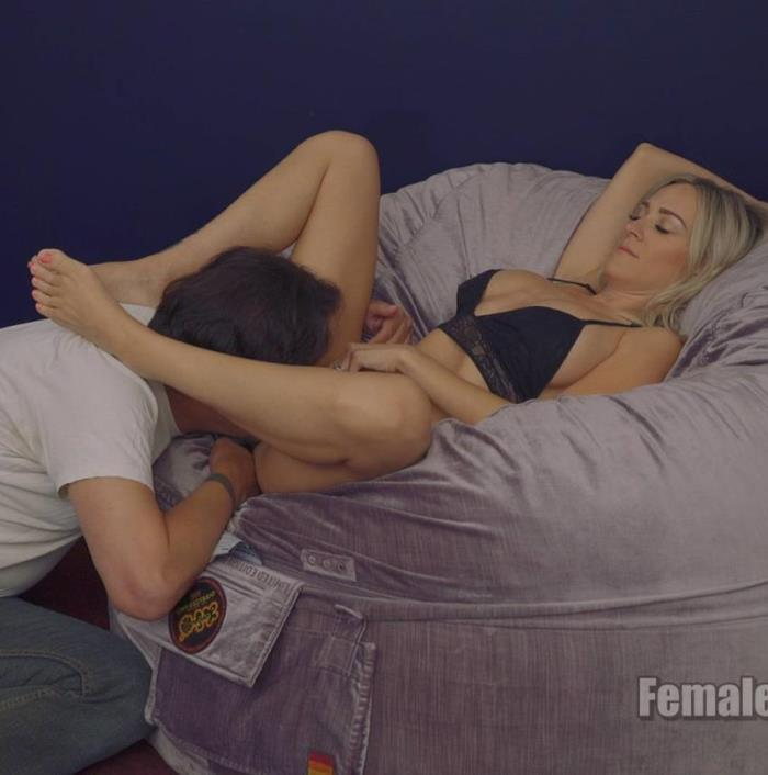 FemaleWorship - Blake Morgan - Now Back To Rubbing My Feet (1080p / FullHD)