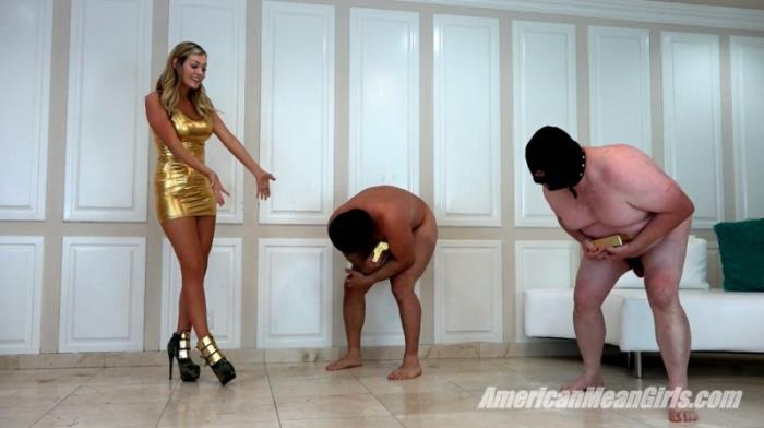 Princess Chanel - The Slave Superball Jackpot (AmericanMeanGirls, Clips4sale) FullHD 1080p